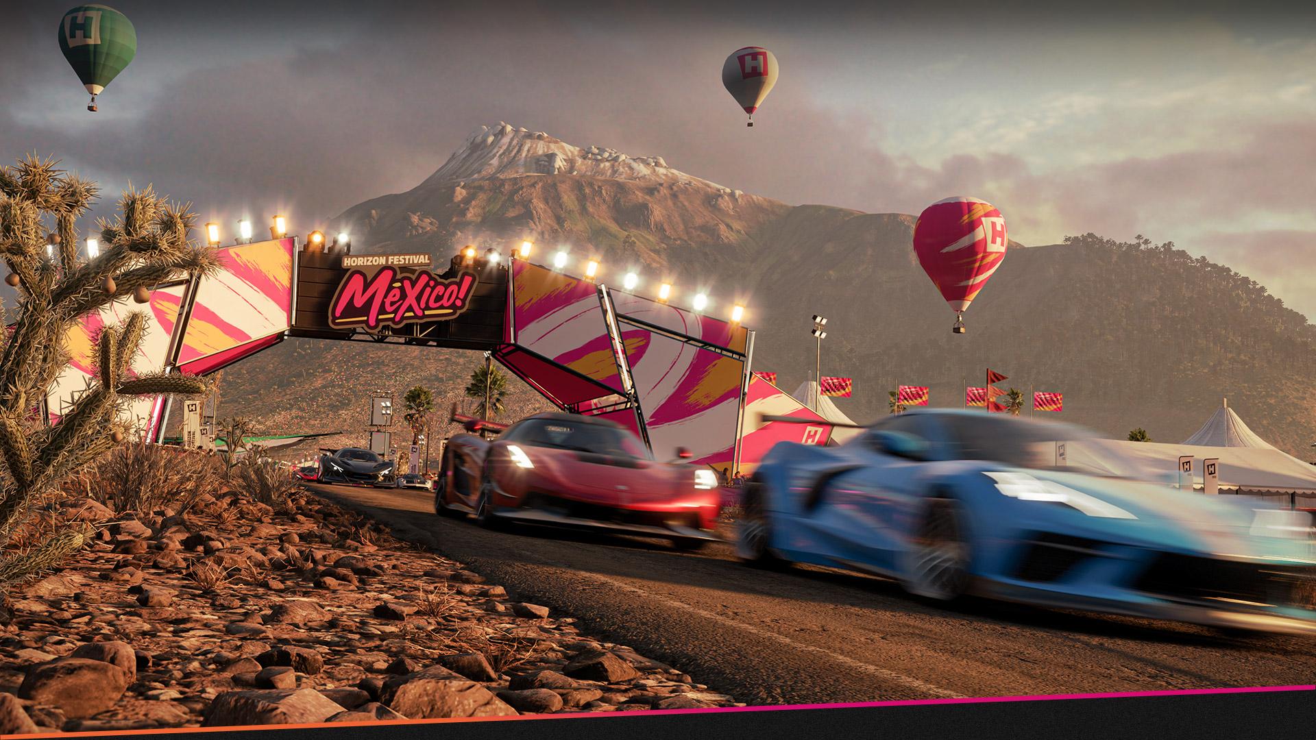 Forza Horizon 5 PC Requirements