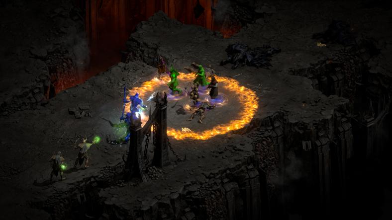 Diablo 2 Resurrected Panduan Build Awal Terbaik