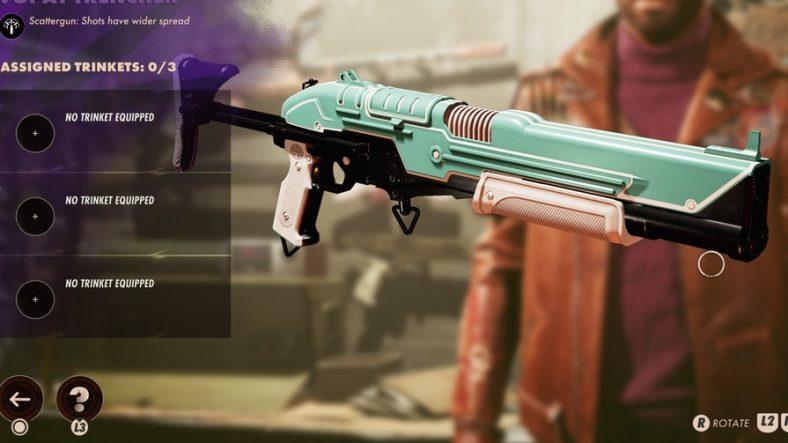 Panduan Senjata Deathloop