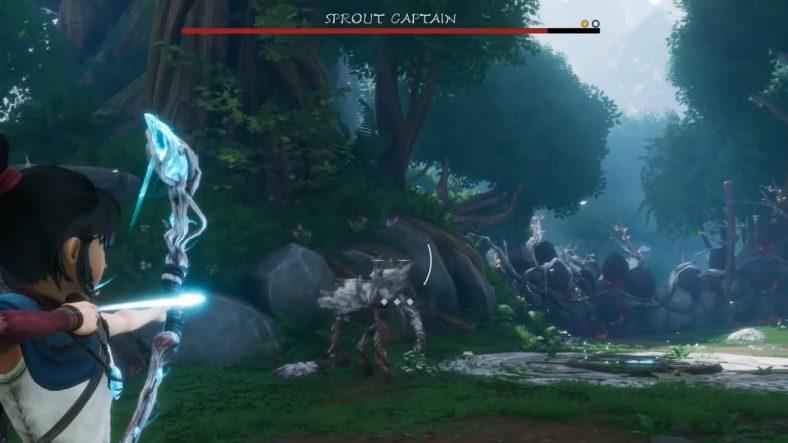 Sprout Captain Kena Bridge of Spirits