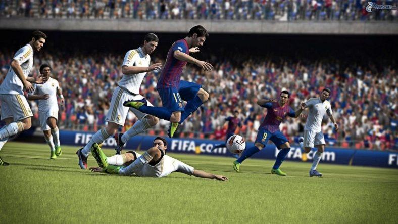 Panduan Gerakan Keterampilan FIFA 22