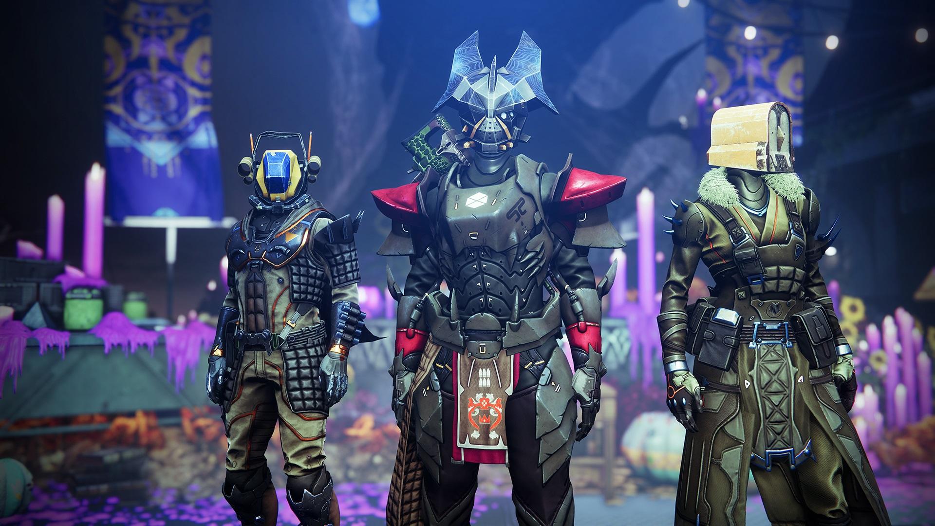 Destiny 2 Festival of the Lost