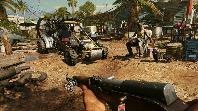 Kendaraan Far Cry 6