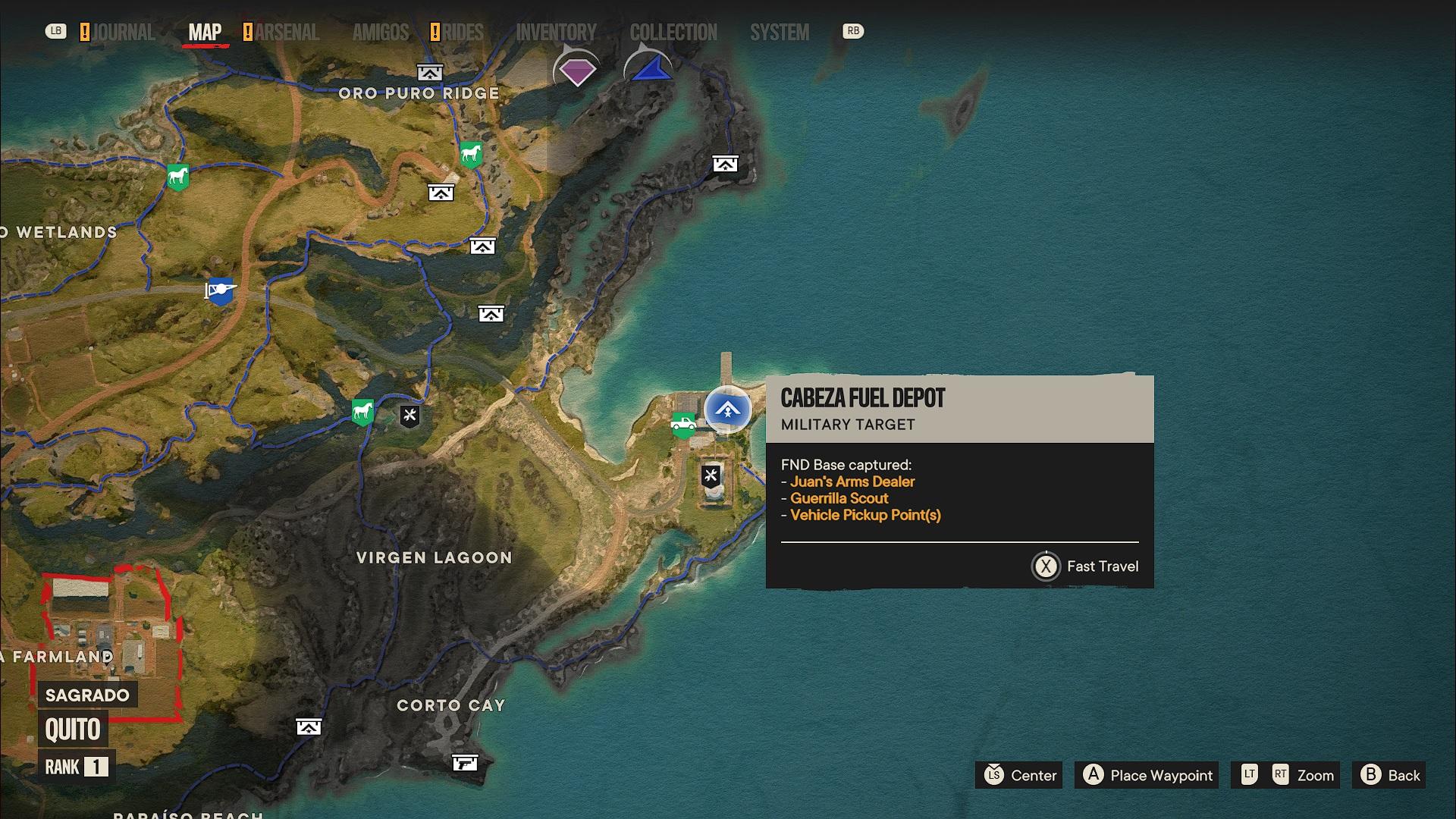 Panduan Perjalanan Cepat Far Cry 6