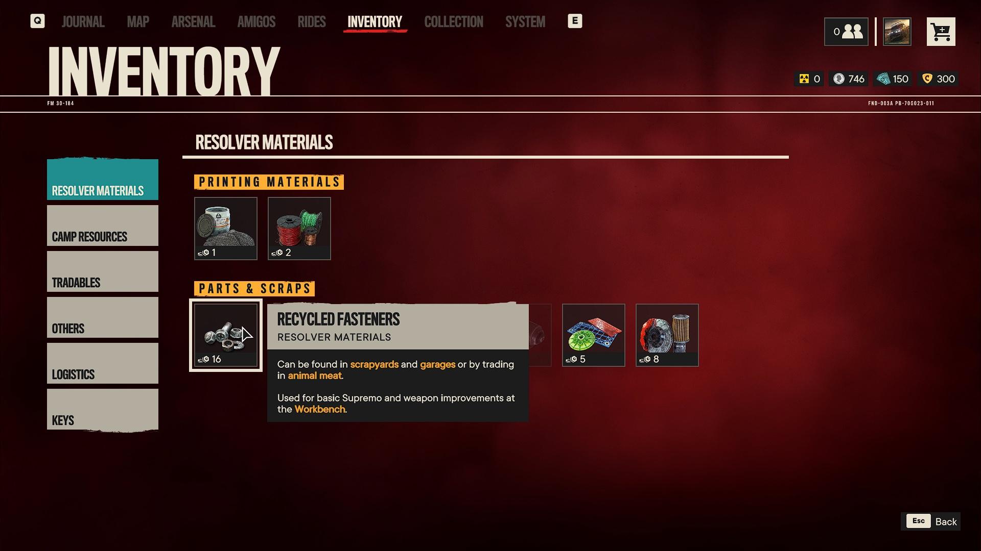 Panduan Sumber Daya Far Cry 6