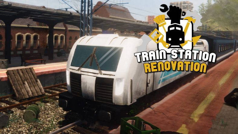 Renovasi Stasiun Kereta