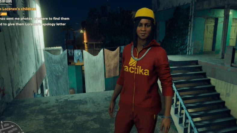 Anak-anak Lorenzo di Far Cry 6