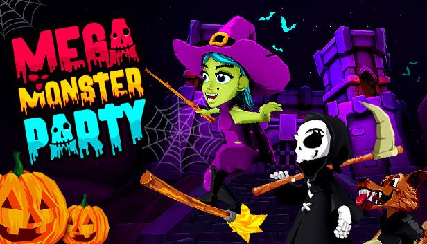 Pesta Monster Raksasa