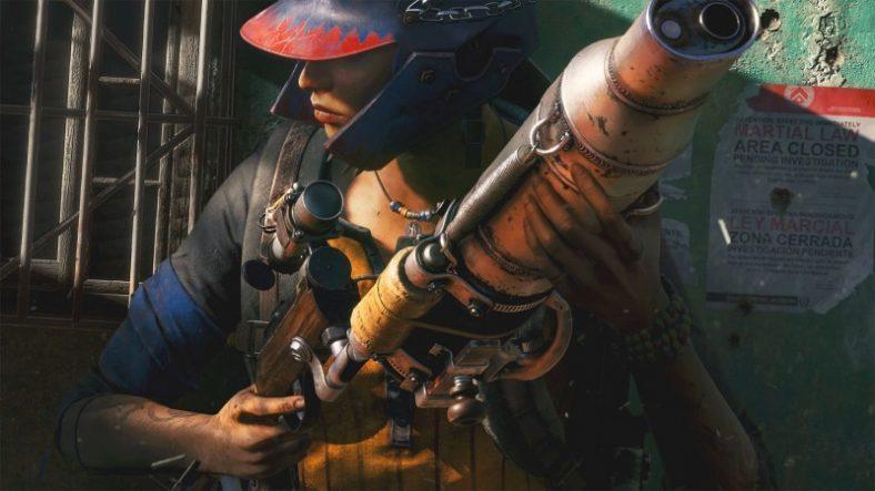 Panduan Lokasi Senjata Unik Far Cry 6