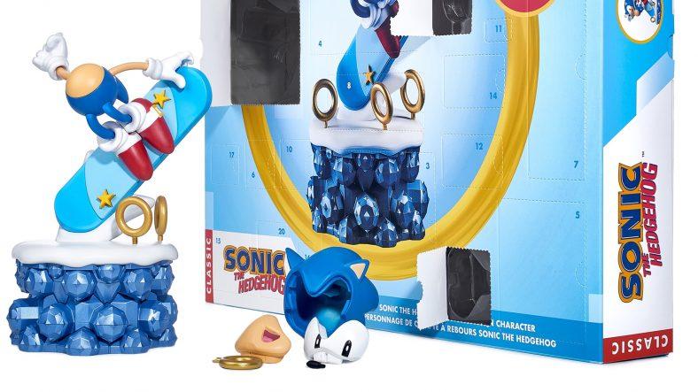 Kalender Hitung Mundur Sonic the Hedgehog