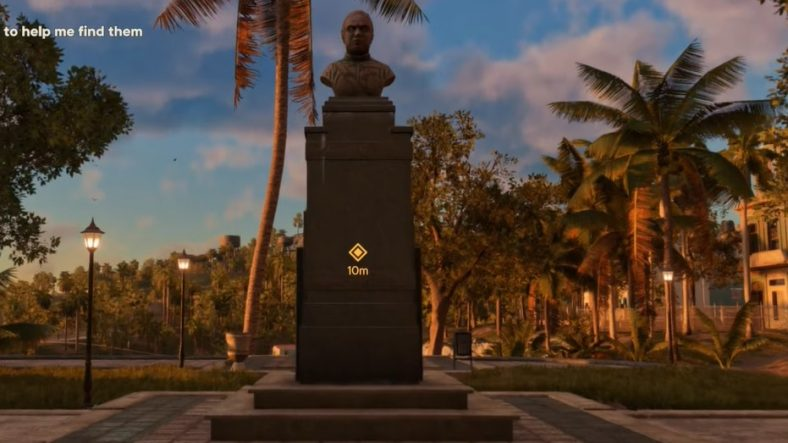Panduan Lokasi Far Cry 6 Patung Gabriel