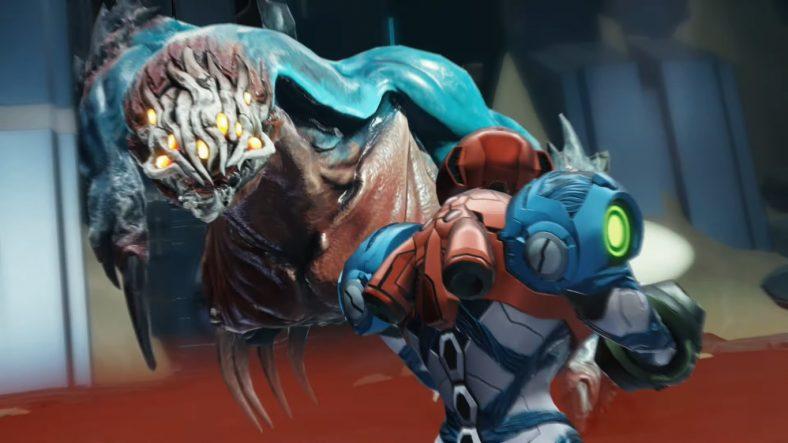 Panduan Boss Corpious Metroid Dread